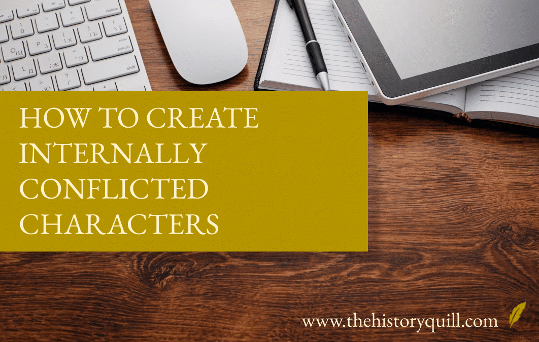 How to create internally conflicted characters